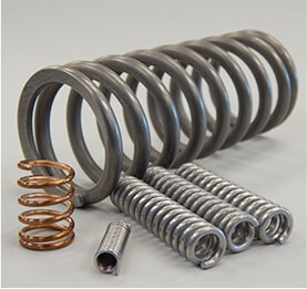 Spring Wire Coatings