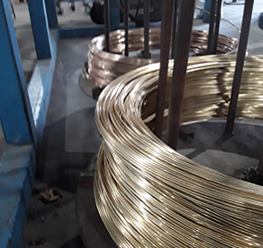 copper with soap coating option