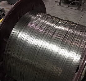 stainless spring wire