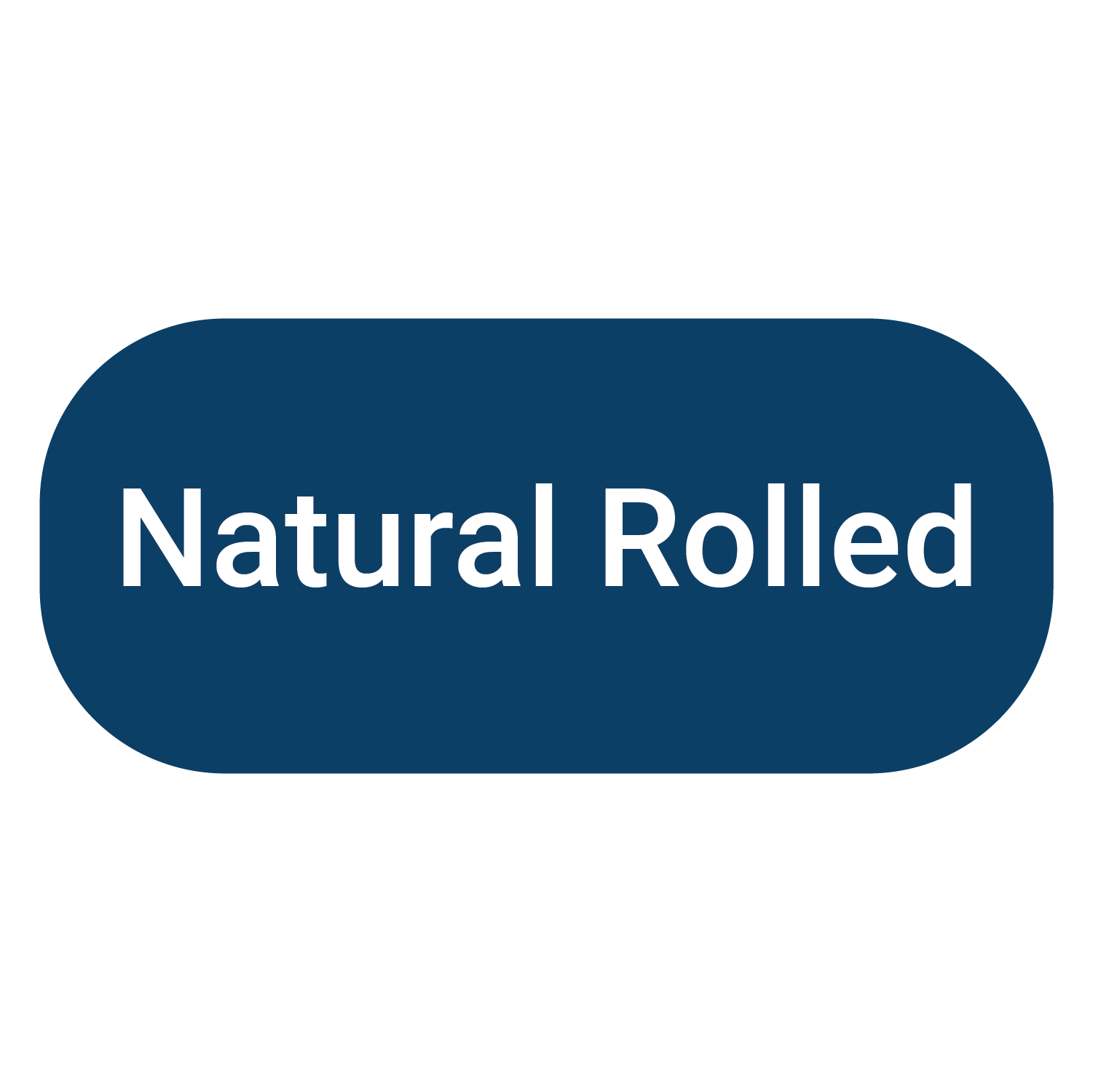 natural rolled profiled wire